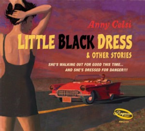 Cover for Little Black Dress
