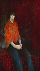 David Anderle portrait of Brian Wilson