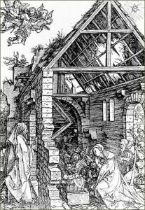 Print by Albrecht Durer